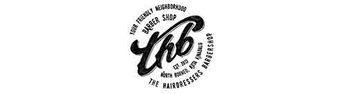 Logotipo de The HairDresser