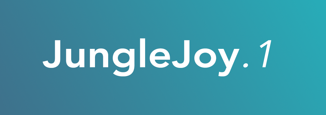 New release JungleJoy