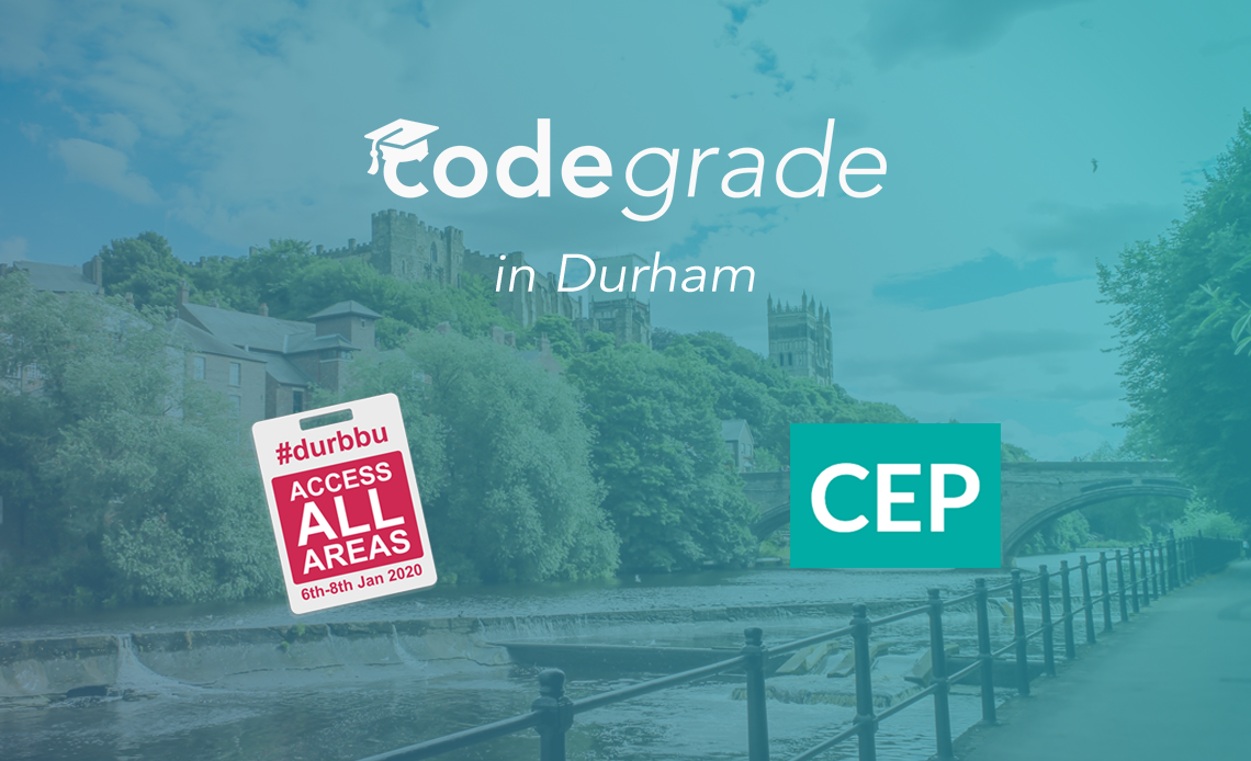 CodeGrade at DURBBU and CEP 2020!
