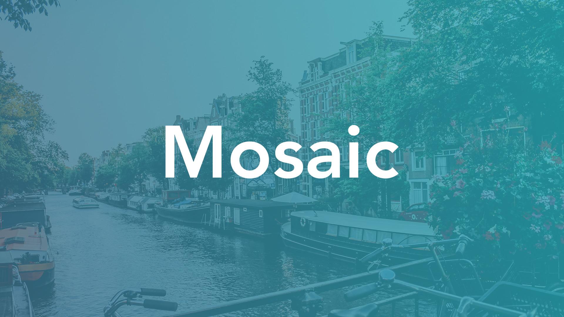 CodeGrade version Mosaic