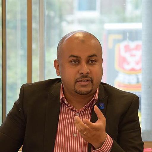 Amjad Mohamed-Saleem