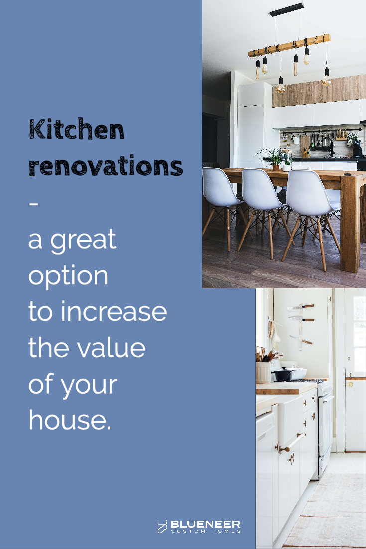 Kitchen renovation graphic