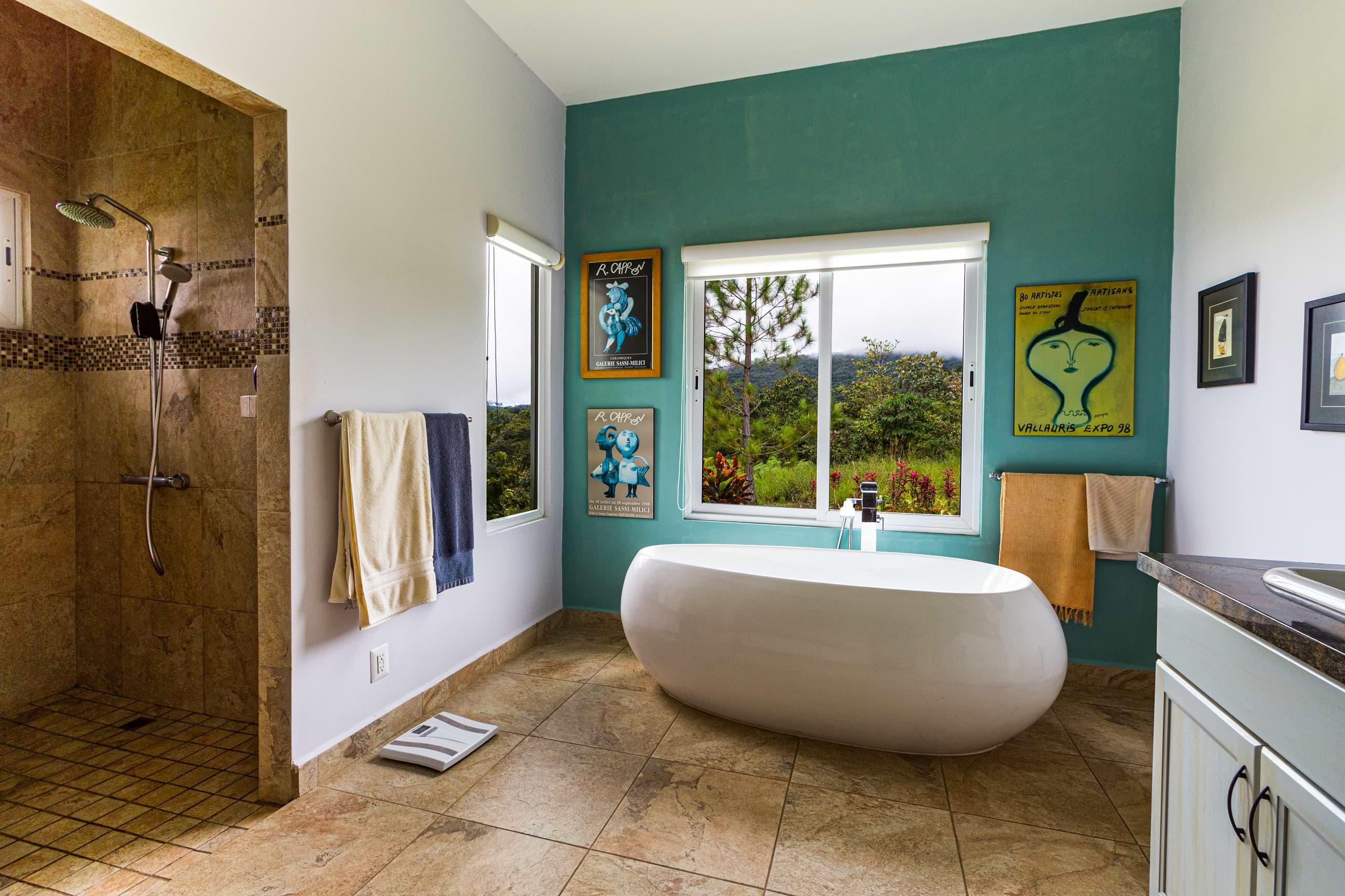 Stand alone bath tub ideas