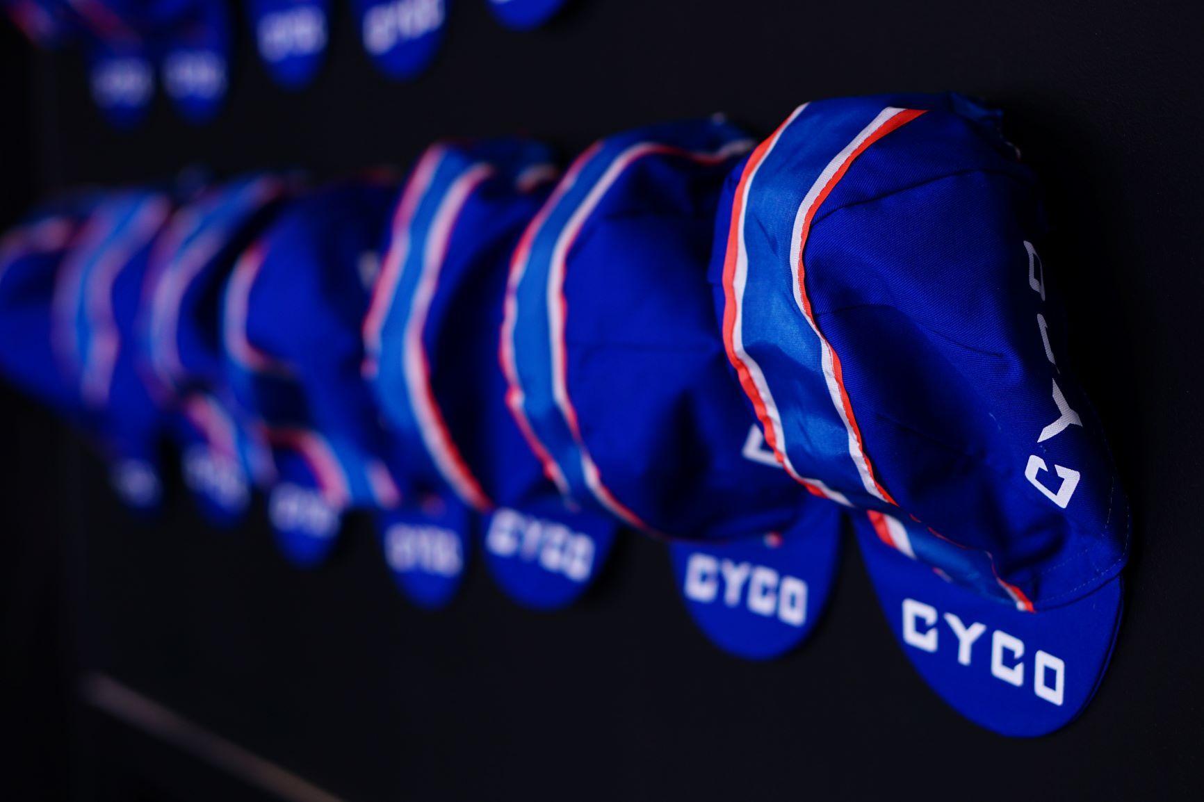 CYCO caps