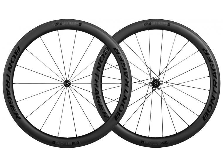 Bontrager Aeolus Pro 5 DIsc wheelset