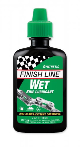 Finishline wet lube 4oz