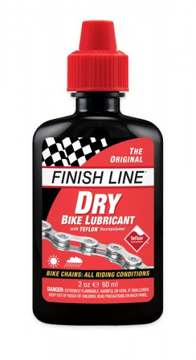 FinishLine Dry Lube 4oz