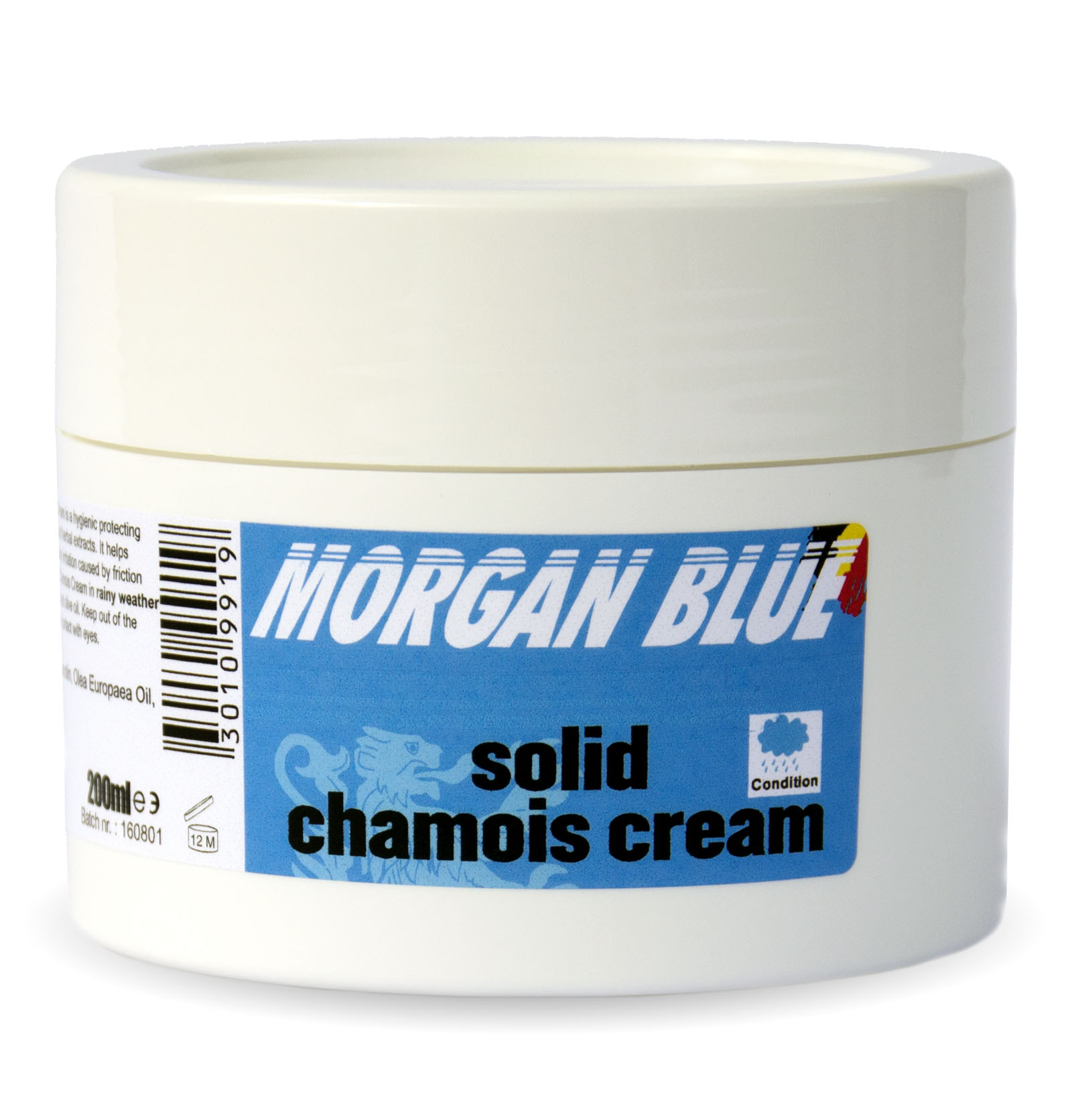 Morgan Blue Chamois cream