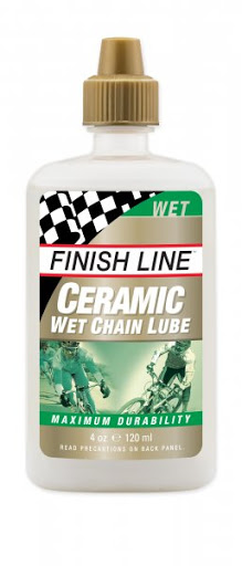 Finishline Ceramic Wet lube 4oz