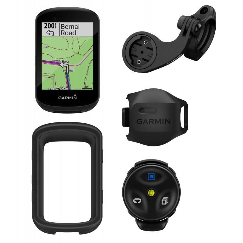 Garmin 530 GPS mtb bundle
