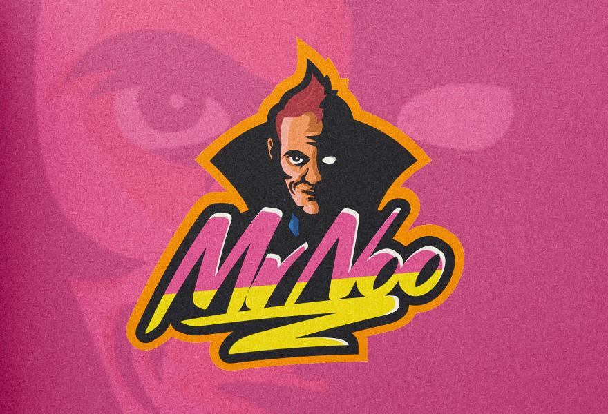 logo design uk - design for a magician - logo designer leicester