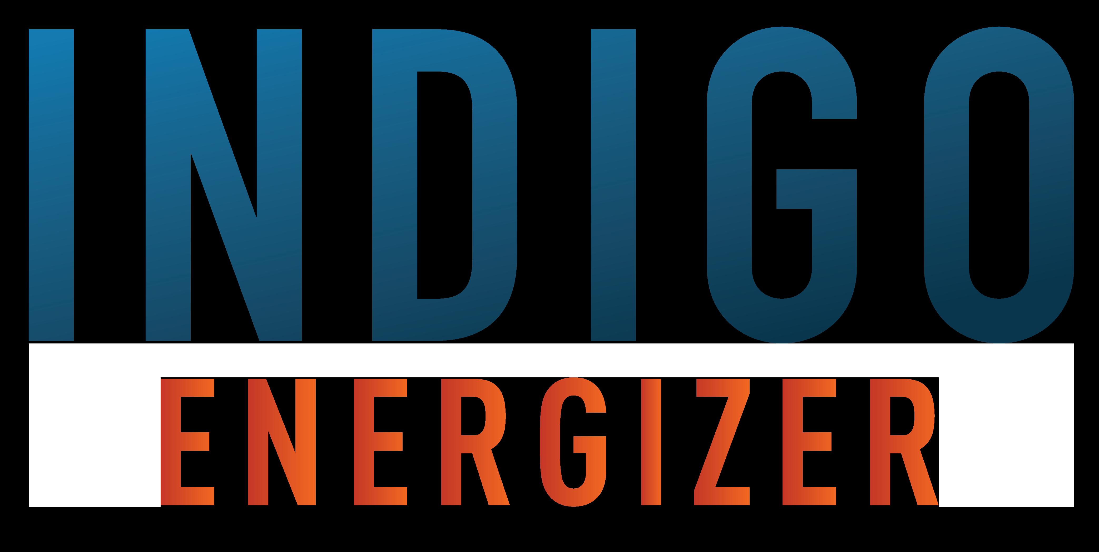 Indigo energizer