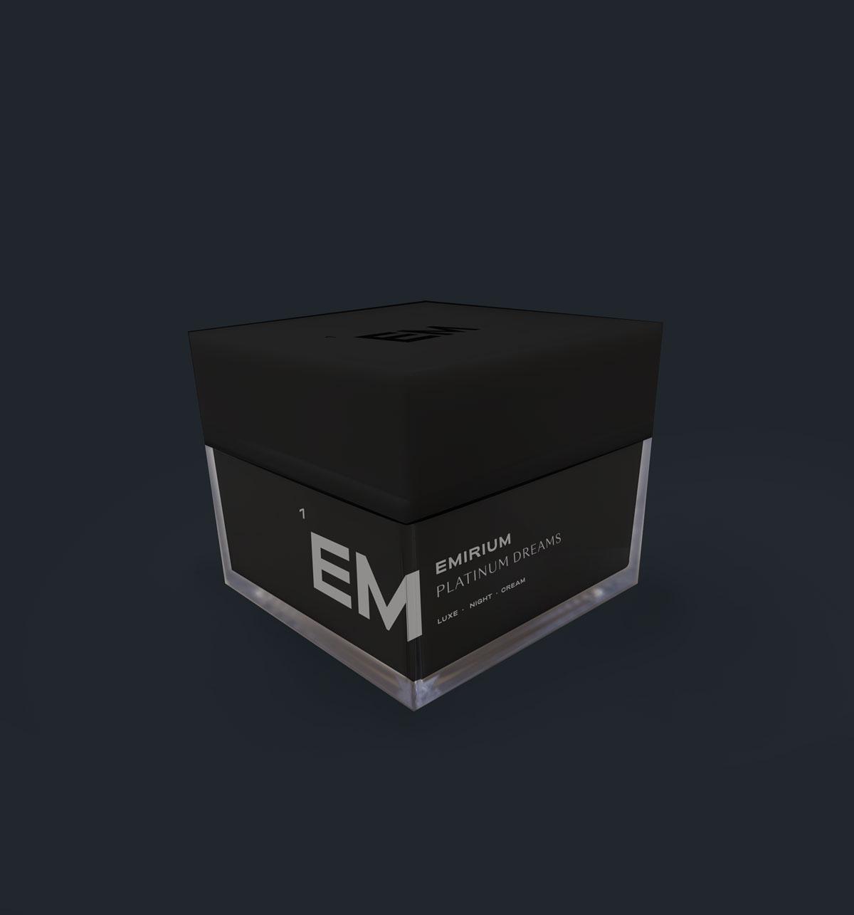 Emirium™ Platinum Dreams face cream