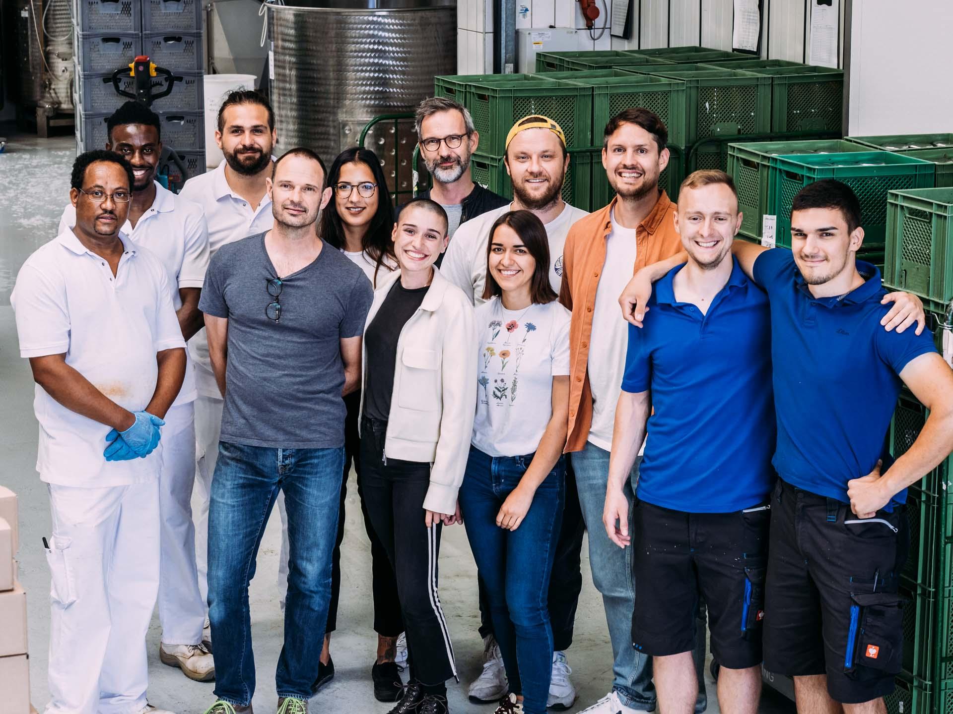 Completeorganics Team Startup