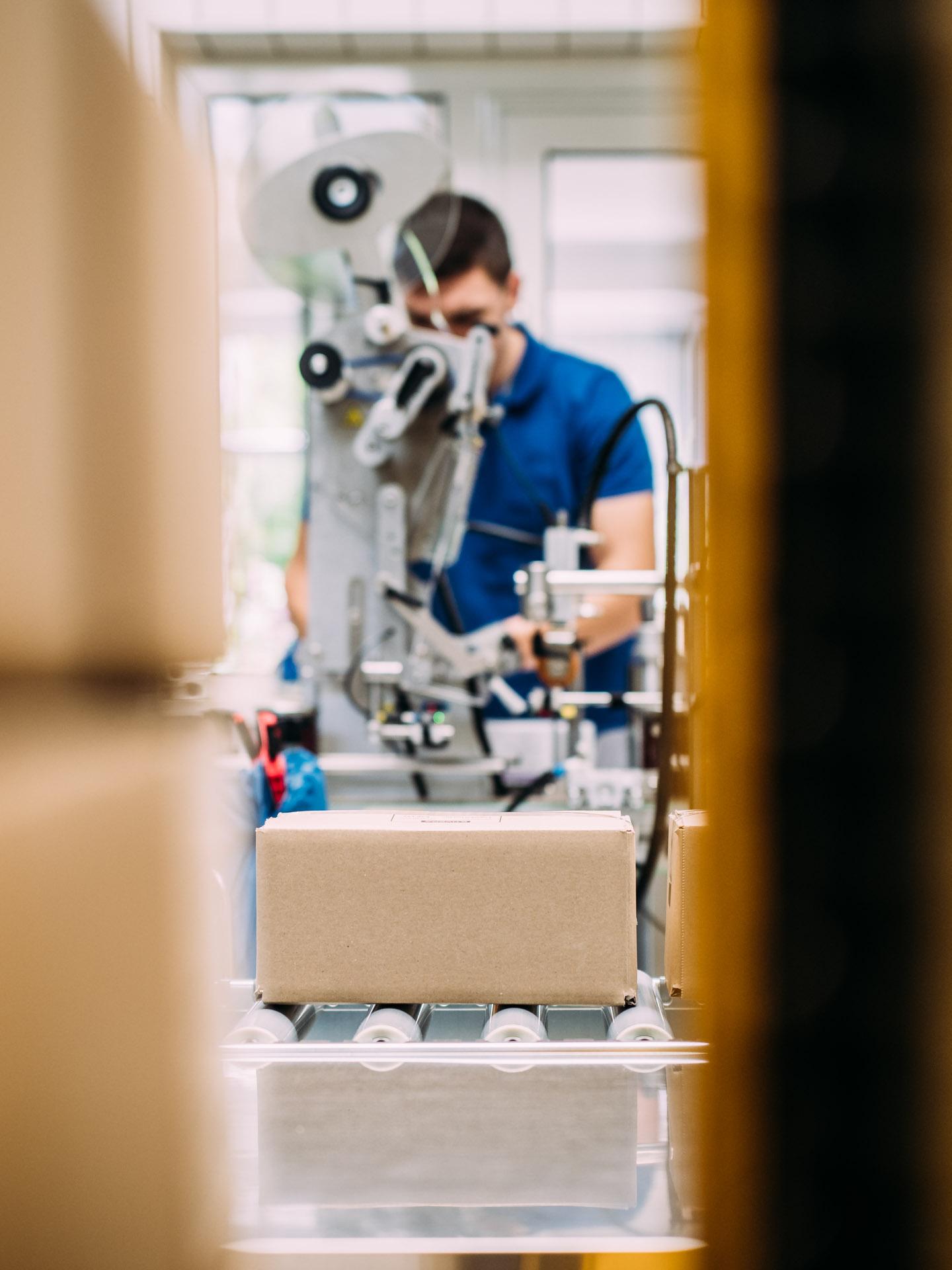Completeorganics Manufaktur Labeling