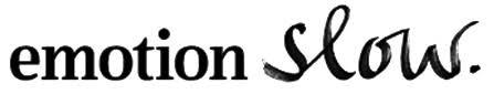 emotion slow logo