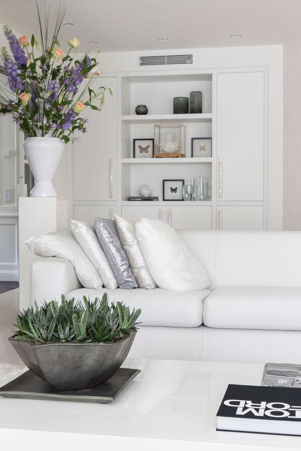 Licht Interieur ontwerp woonkamer