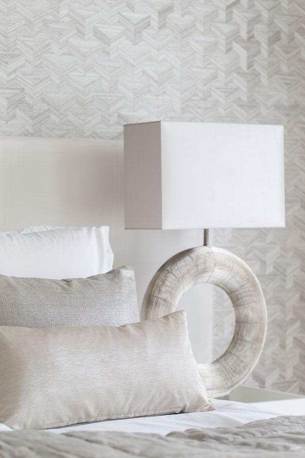 Licht Interieur ontwerp slaapkamer