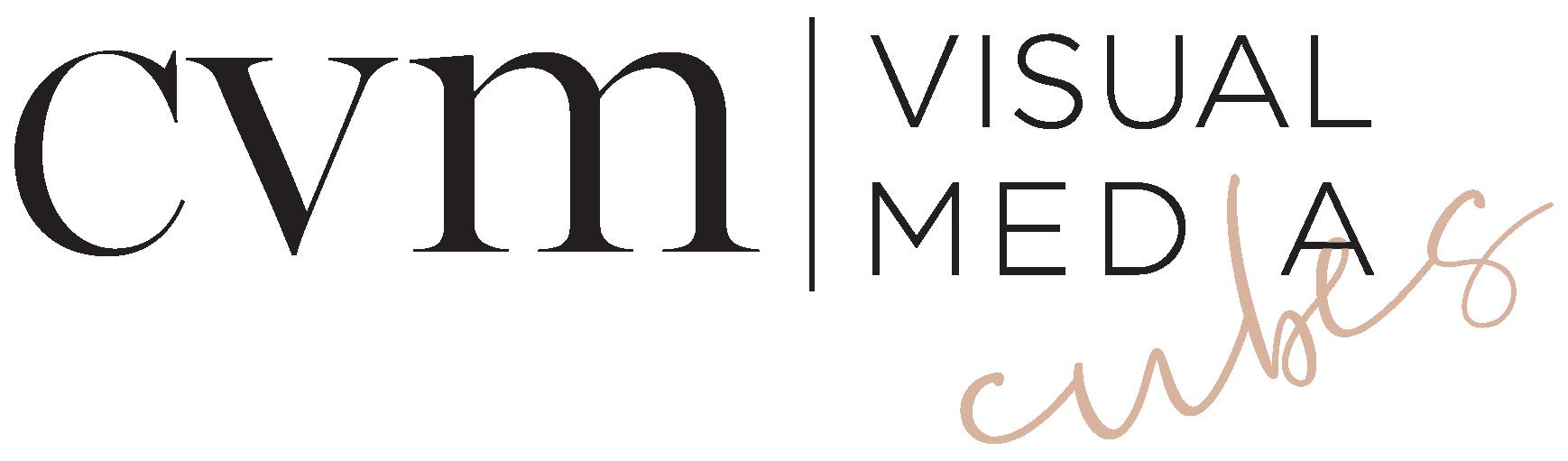 cubes visual media logo