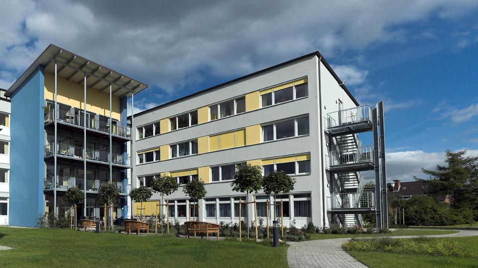 Das ist ein Bild von dem Pflegewohnheim der DRK-Anschar-Schwesternschaft Kiel e.V.