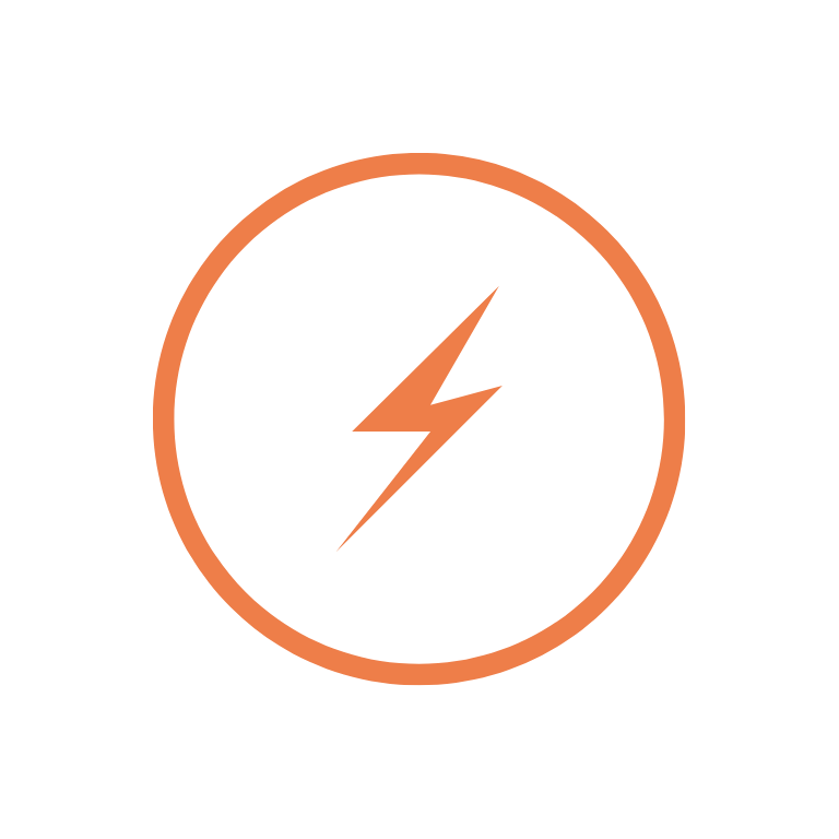 Lightning bullet point