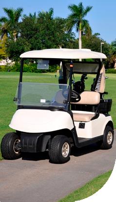 Baterías para carros golf