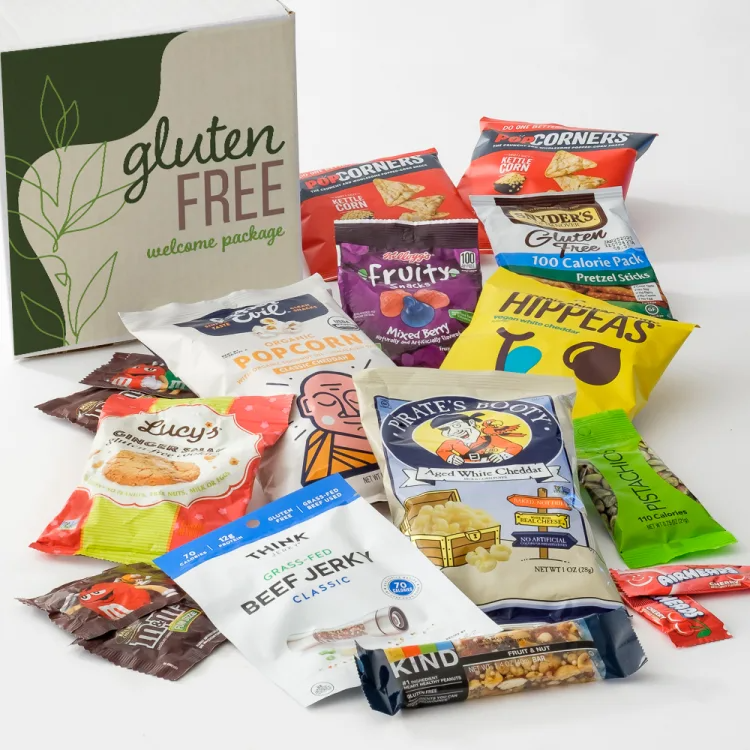 Gluten Free Welcome Pack Care Package Care Package