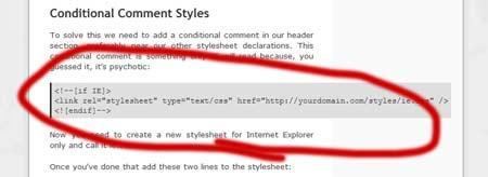 Internet Explorer Overflow Bug