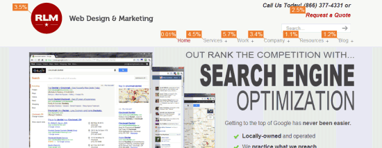 Analytics Enhanced Link Attribution Screenshot