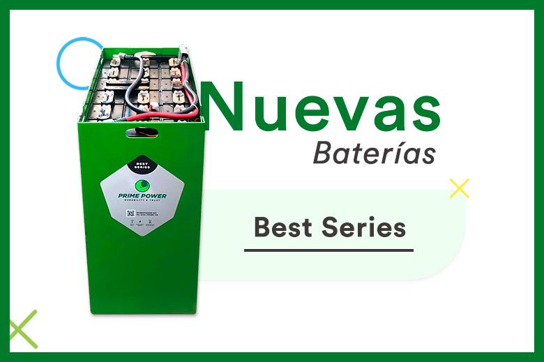 Baterías Best Series