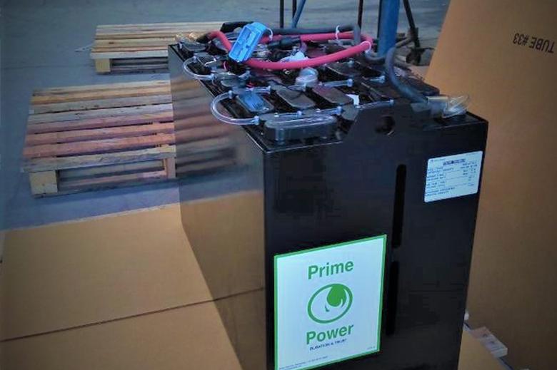 Baterías Fast charge para operaciones demandantes