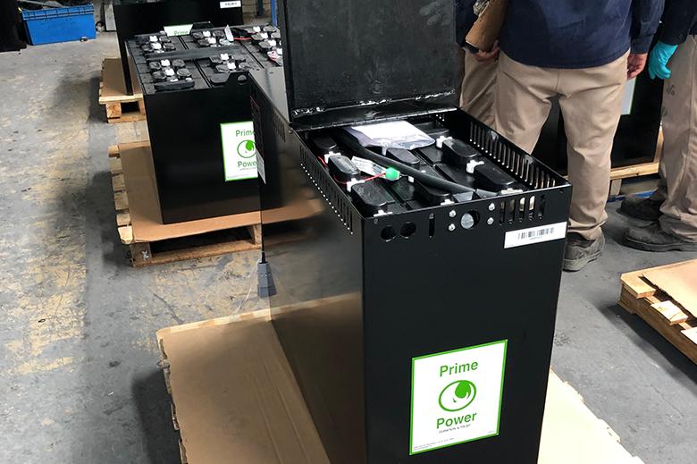 Baterías Anti-explosión (electric shock hazard) para ambientes exigentes