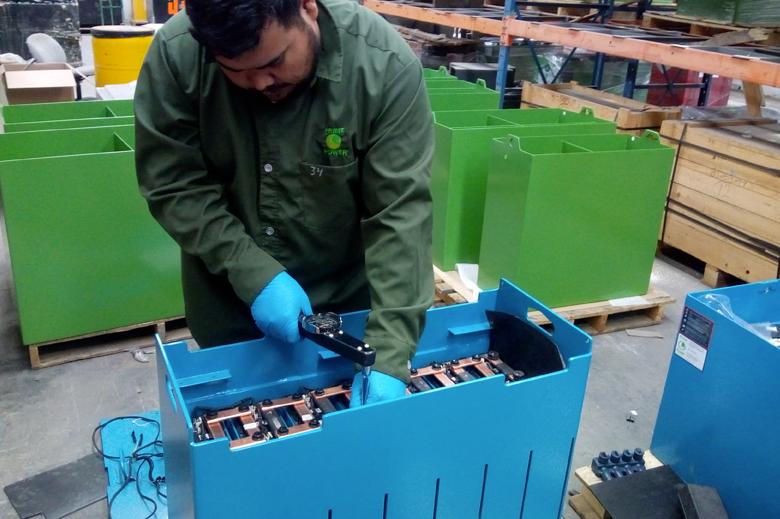 Baterías de litio VS baterías de plomo ácido de carga rápida