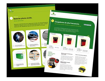 ¡Descarga este brochure y conoce nuestros productos y servicios!