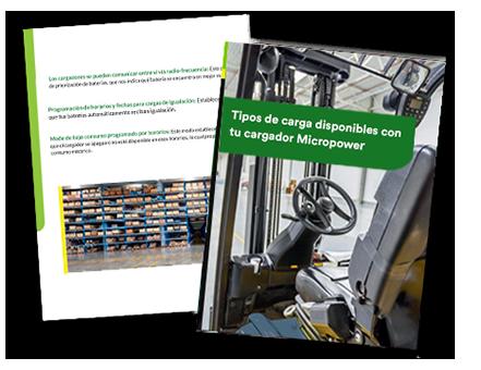 ¡Descarga este brochure para conocer las cargas disponibles con Micropower!
