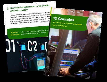 ¡Descarga nuestro brochure con consejos para el mantenimiento de tus baterías!