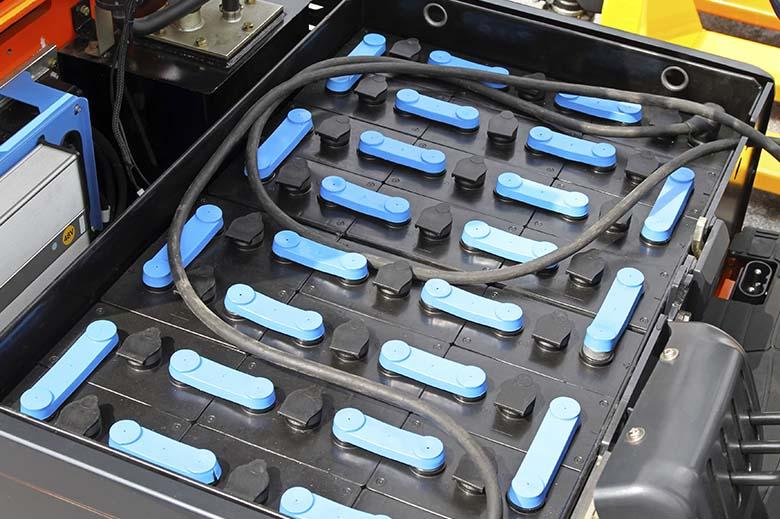 Curso: Prueba de lecturas en baterías para montacargas