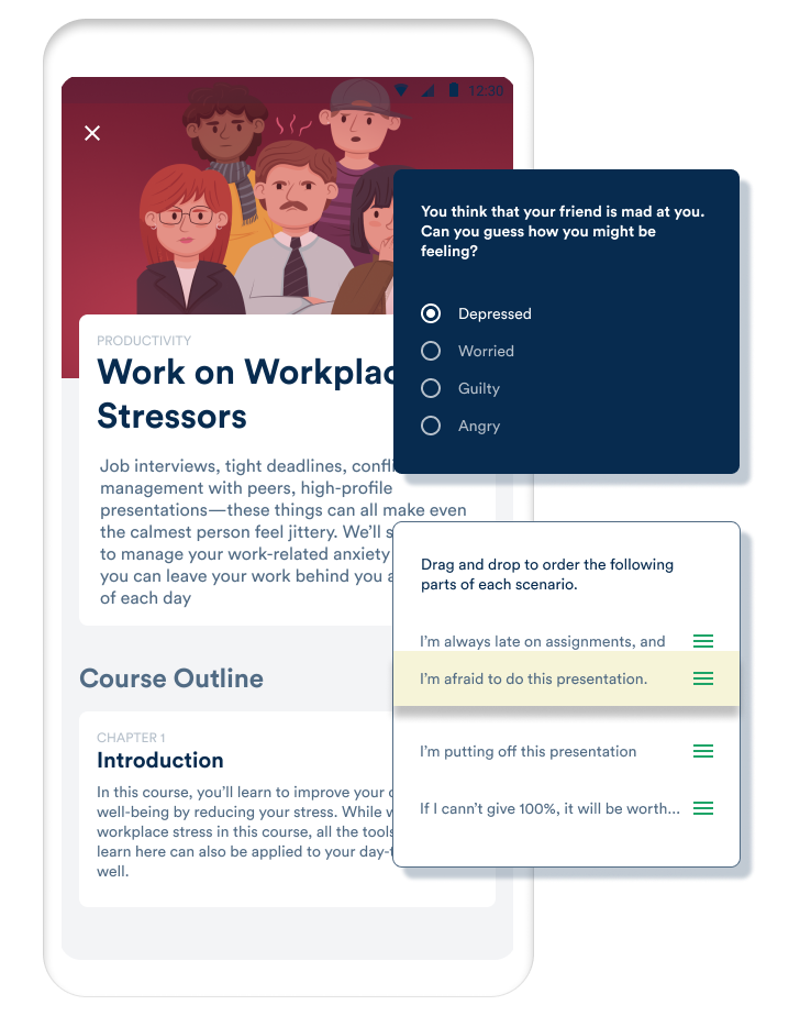 cbt self-help workbook to teach yourself cognitive behavioral therapy
