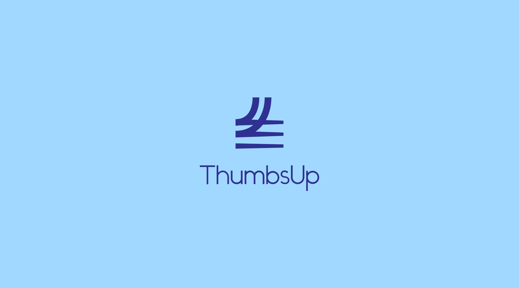 ThumbsUp Logo