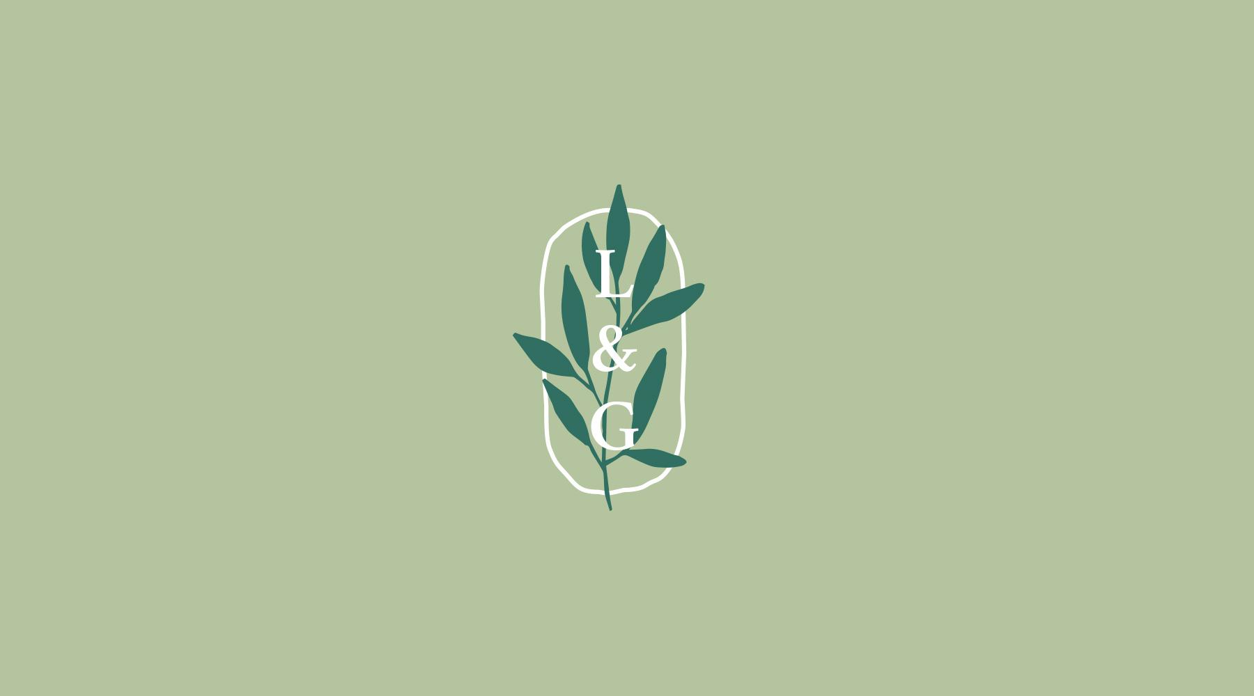 Leaf & Green Logo