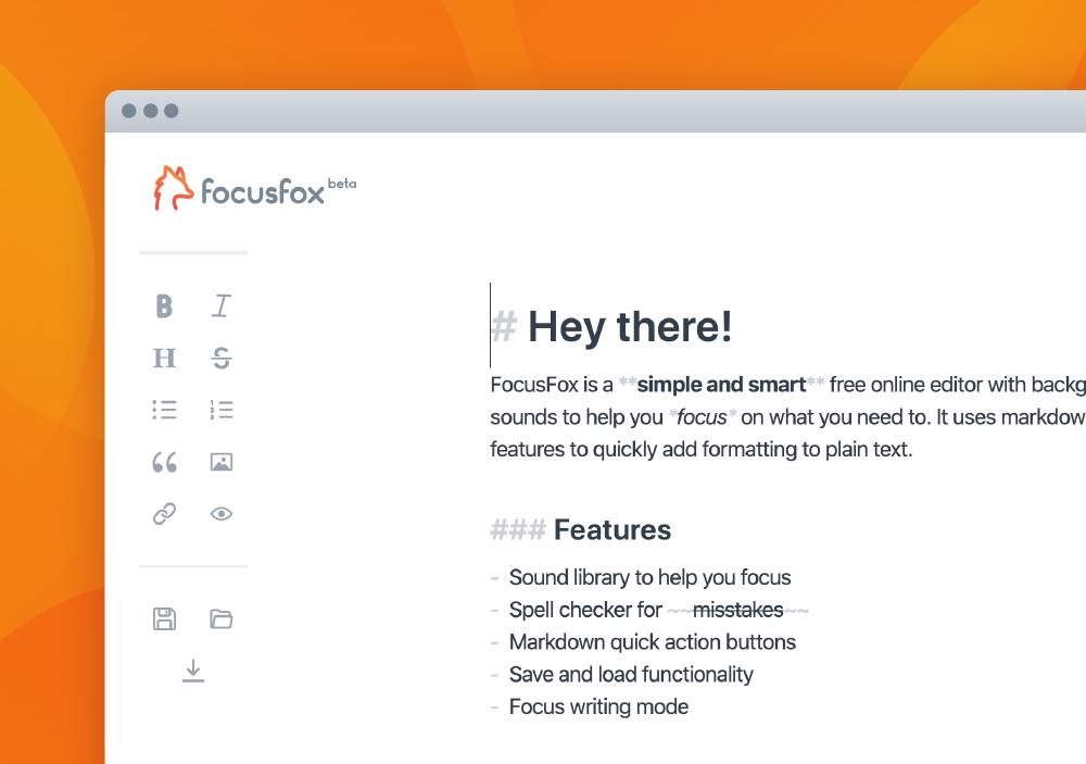 Focus Fox Screenshot