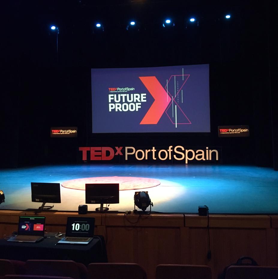 TEDxPortofSpain2018 – Theme Design