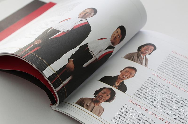 Judiciary of the Republic of Trinidad and Tobago – Annual Report 2012 Profiles