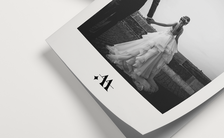 alan arnold photography wedding logo branding idenity