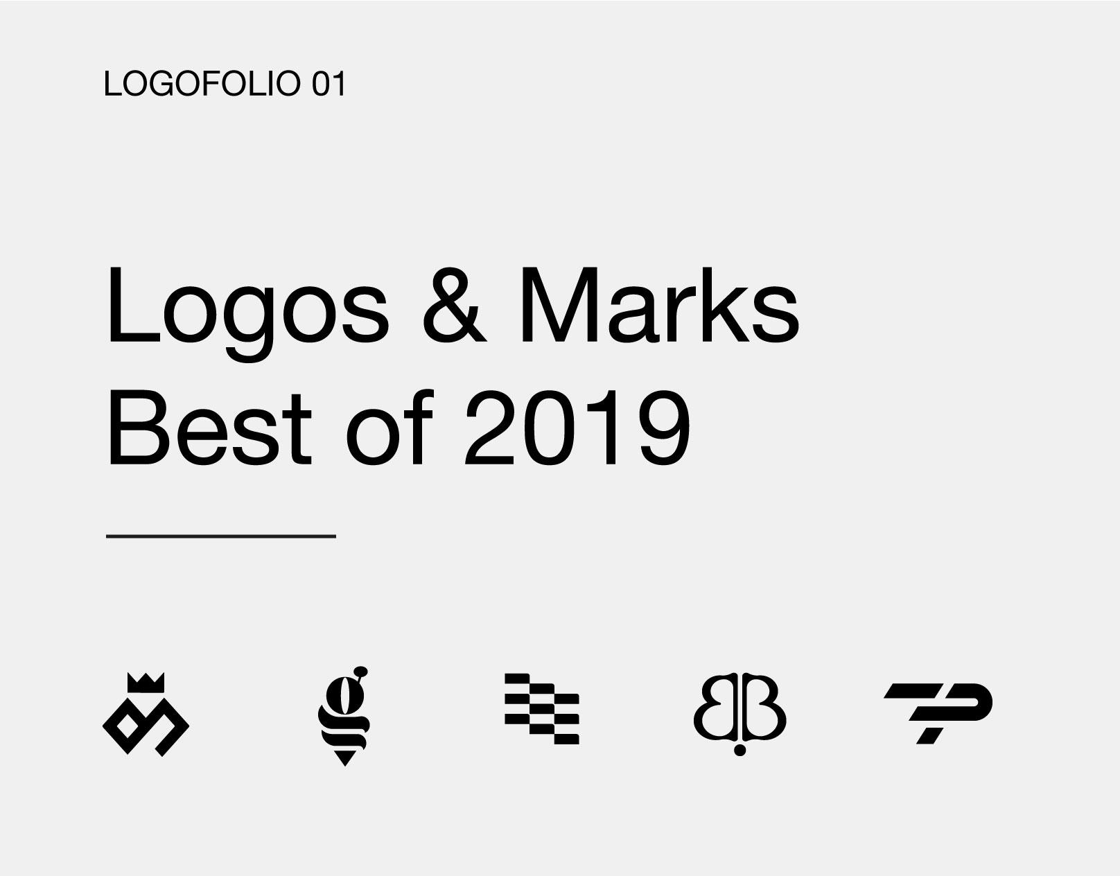 logo collection logofolio design best 2019 lovecraft
