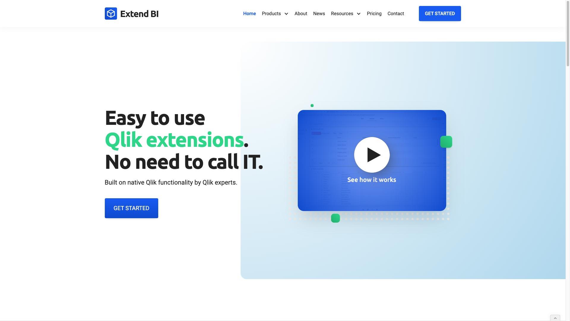 Say hello to ExtendBI.com