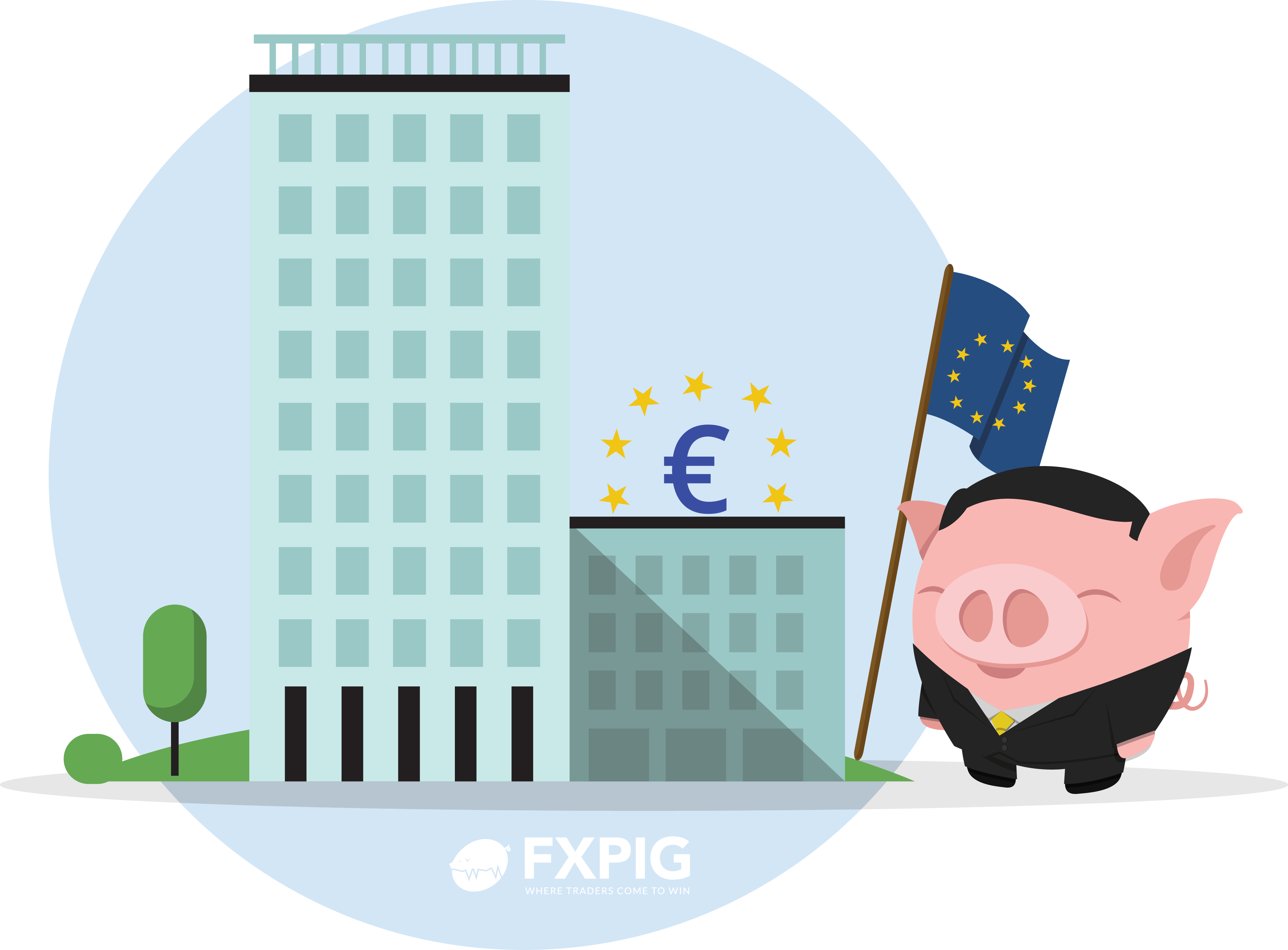 FOREX_ECB-meeting-euro-edges-off_FXPIG