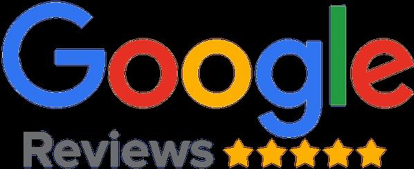 google review logo five stars