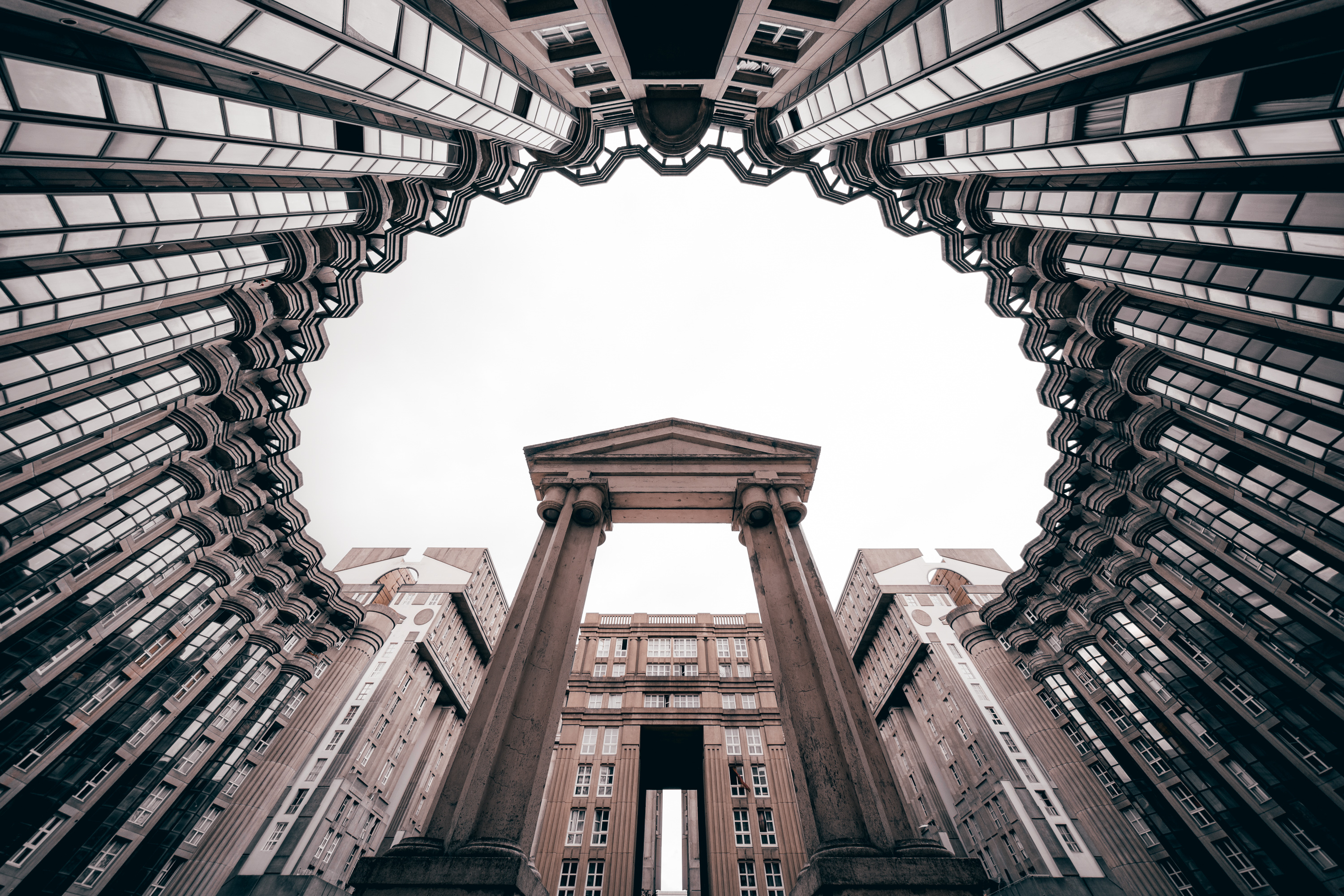 Architecture photography by Maxime Horlaville - MxHpics