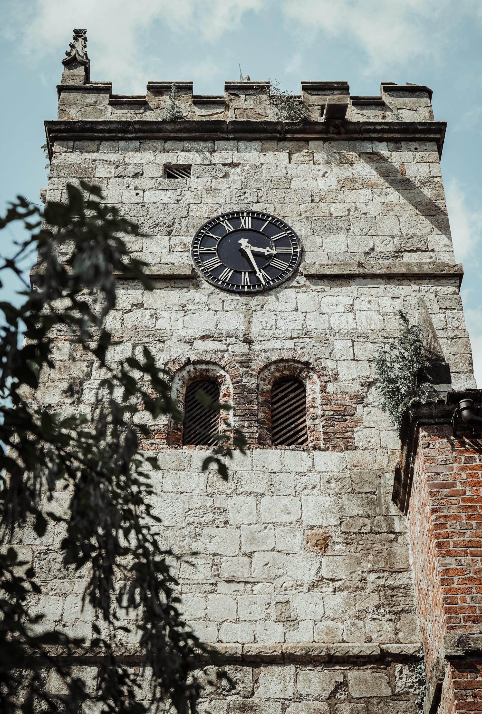 St Everilda's Church in Everingham